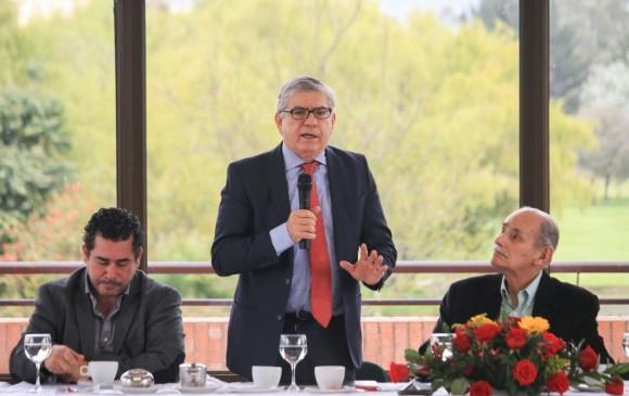 Expdte. Gaviria impulsa precandidatura presidencial de Humberto de la Calle