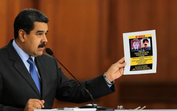 Maduro está destruyendo las pruebas de su atentado: Oposición