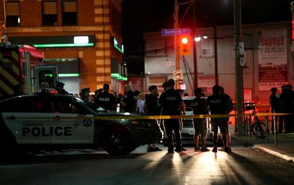 El tiroteo en Toronto, en imágenes | Internacional — Fotos
