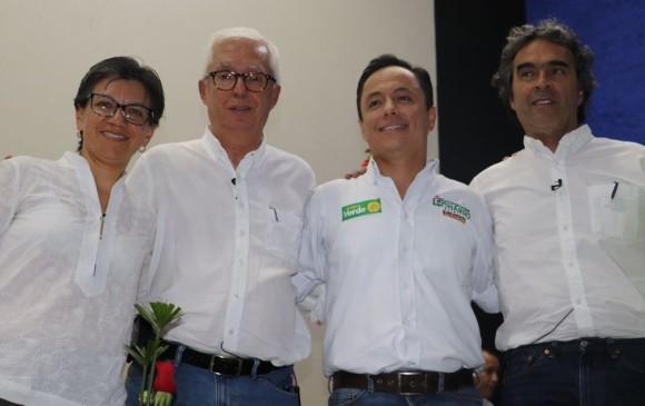 'Leo' Puentes, avalado por la 'Coalición Colombia', fue elegido como alcalde de Yopal (Casanare). FOTO CORTESÍA