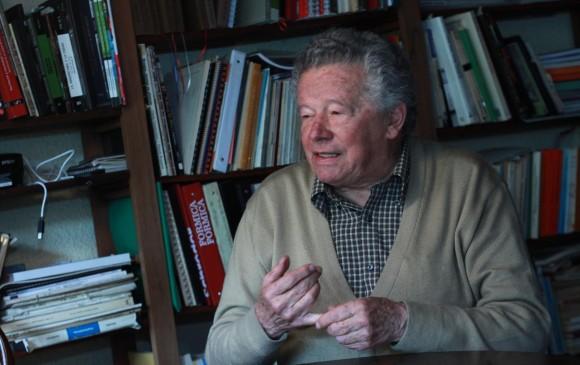 Murió el arquitecto Germán Samper Gnecco