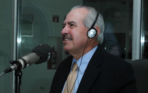 Darío Arizmendi anunció que se marcha de Caracol Radio