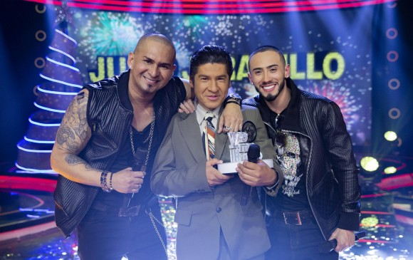 Julio Jaramillo ganó 'Yo me llamo' y se llevó los $500 millones