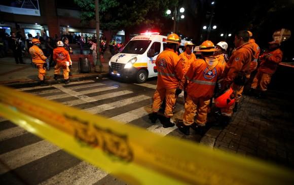 Al menos 3 muertos tras explosión en Bogotá