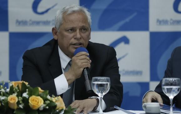 Partido Conservador no descarta apoyar la candidatura de Germán Vargas Lleras
