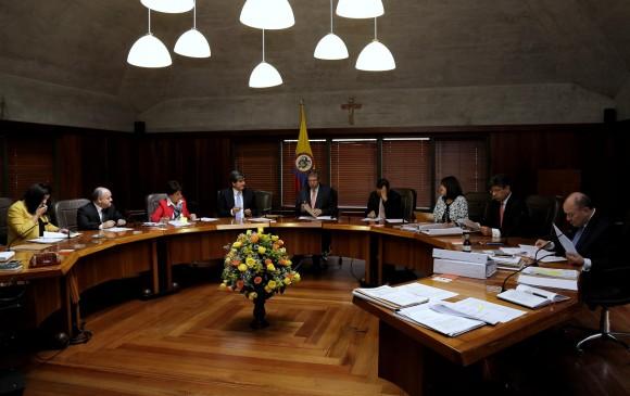 Con condiciones, Corte avaló la Ley de Amnistía