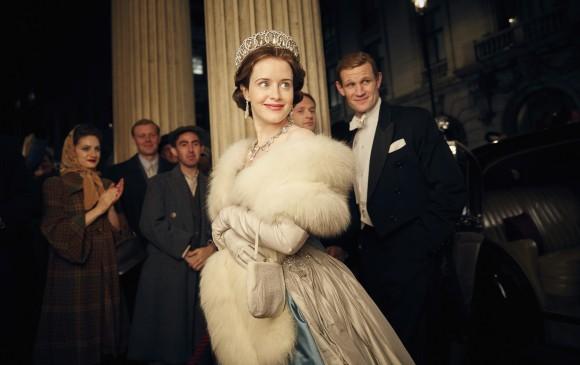 Los diseños de The Crown son de Michele Clapton. FOTO Cortesía Netflix.