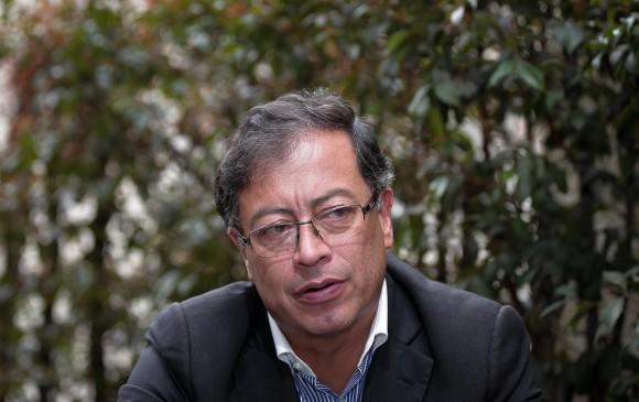Gustavo Petro, FOTO COLPRENSA