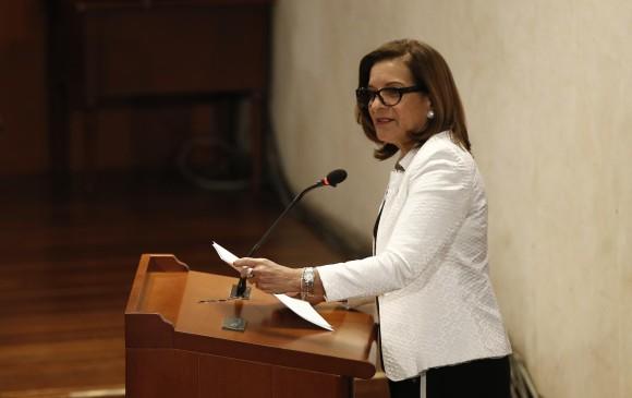 Margarita Cabello, nueva ministra de Justicia