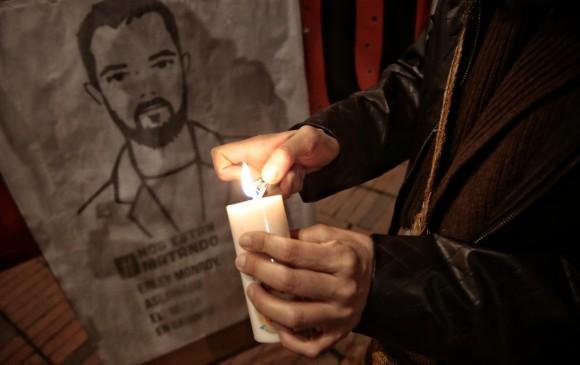 Organizaciones sociales y de defensores de derechos humanos reclaman protección Foto colprensa