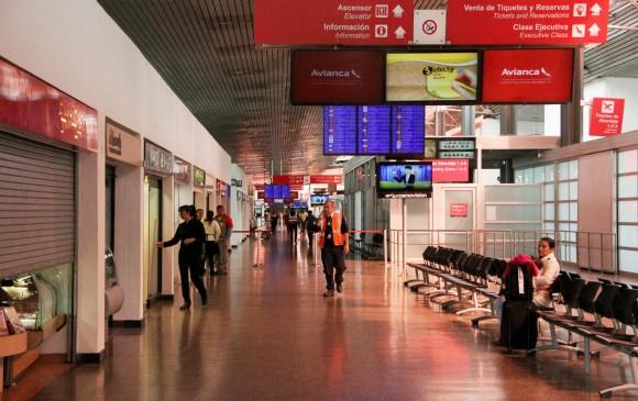 Opaín reportó normalidad en operación tras cambio de aerolíneas en El Dorado