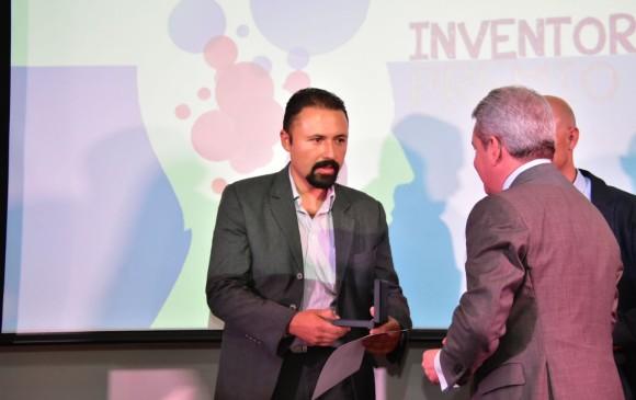 David García, ganador Investigación
