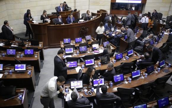 31 congresistas o excongresistas son investigados por corrupción. FOTO: Colprensa