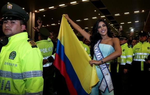 Keisy Sayago vestirá de guerrera en el Miss Universo