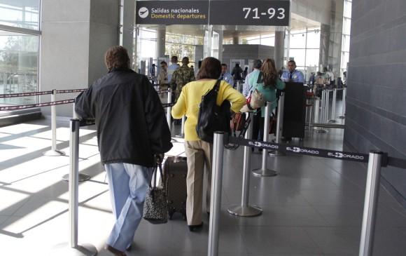 Colombianos que viajan a Europa tras fin de visa Schengen