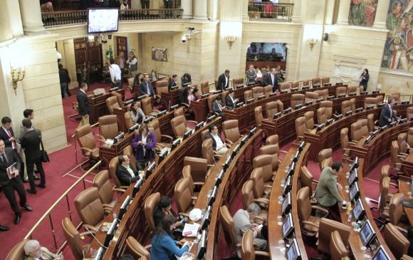 Cámara aprobó creación de 16 Circunscripciones Especiales de Paz