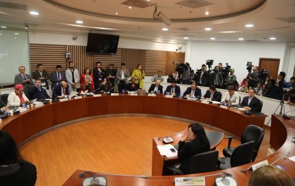 Países garantes advierten consecuencias de objetar ley de la JEP
