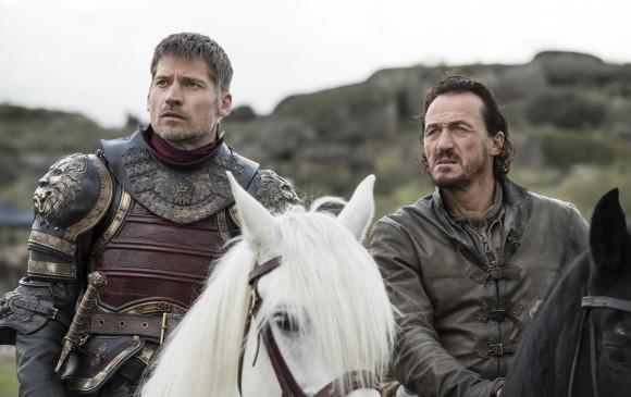 En los adelantos del cuarto capítulo se ven a los dothraki en un ataque. ¿Irán contra la caravana de los Lannister? FOTO Cortesía HBO