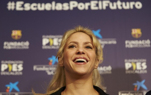 Luego de pagar esta deuda con el fisco, Shakira aseguró que rechazará la decisión del fisco de España. FOTO: EFE