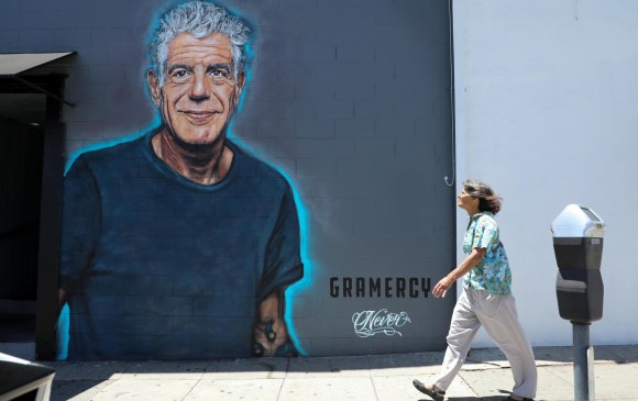 Deja Anthony Bourdain herencia a su hija