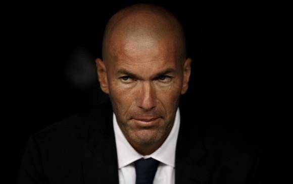 Zinedine Zidane, el técnico más respetado de la Liga española