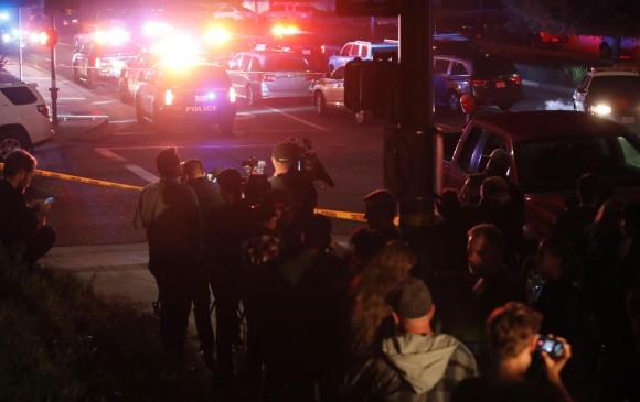 Tiroteo en California deja al menos doce muertos y varios heridos