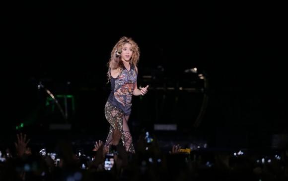 Acusan a Shakira por evasión fiscal en España
