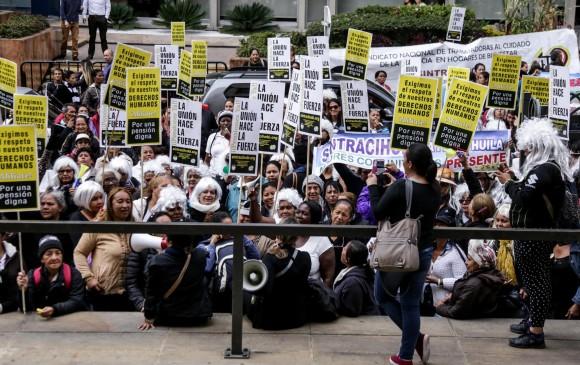 Corte Constitucional ordenó pagar pensión a 106 madres comunitarias