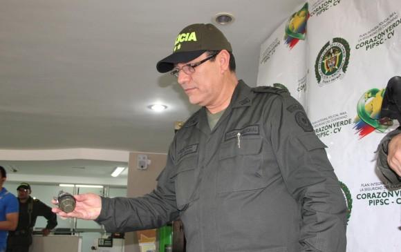 Se robaron la camioneta de un general de la Policía Nacional