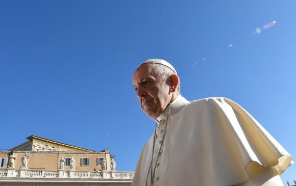 Dos presos invitados a almorzar por el papa Francisco se escapan — Italia
