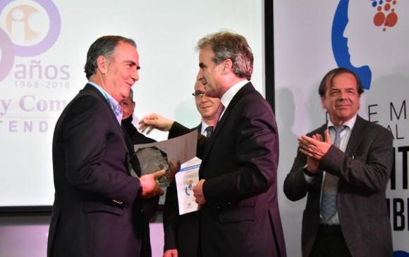 Pedro Miguel Bernal, ganador industria