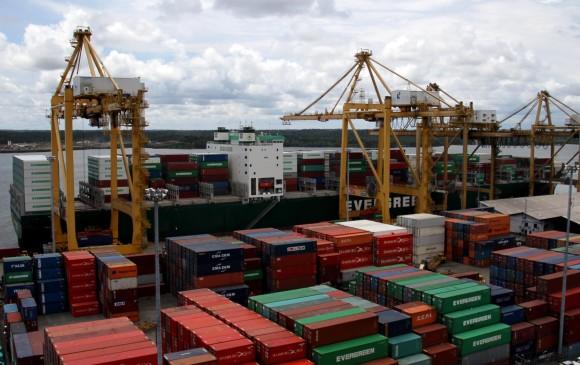 Exportaciones de Colombia a octubre del 2016