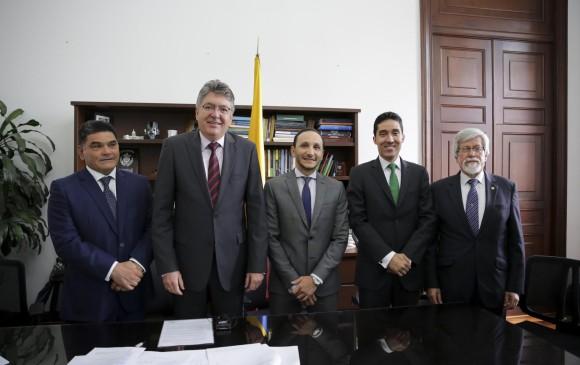 FOTO CORTESÍA MINISTERIO DE HACIENDA
