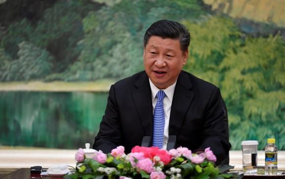 El Presidente Chino Xi Jinping Es Gobernante De China Desde  Formulo