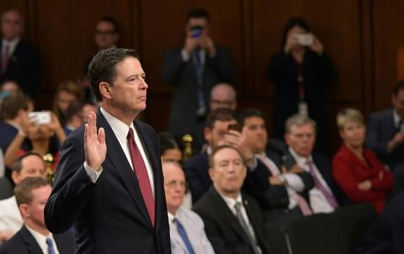 Abogado de Trump pide investigar a Comey