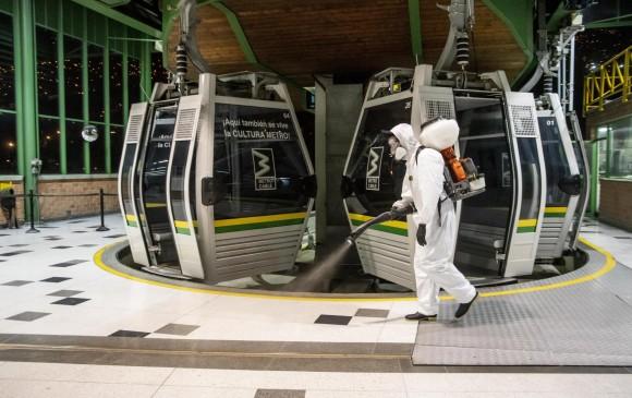 El Metro recuerda a sus usuarios la importancia de seguir todas las medidas de prevención señaladas por los organismos de salud.
