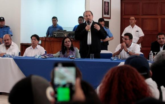 Militares en retiro piden salida de Ortega del poder en Nicaragua