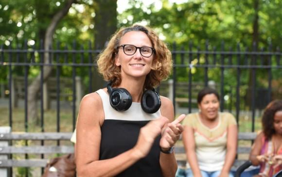 Juliana Solomonoff directora de la coproducción Nadie nos mira
