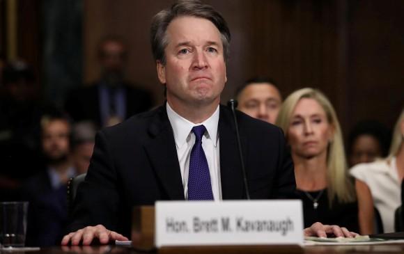 Senado respalda a candidato de Trump a la Corte pese a acusaciones de abuso