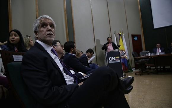 Registraduría aprobó 437 mil firmas para la revocatoria de Enrique Peñalosa