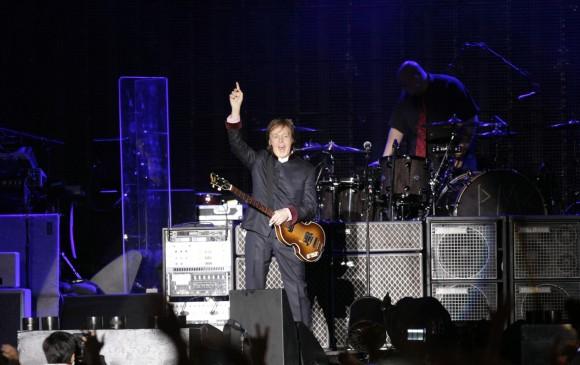 Paul McCartney regresa a México en octubre