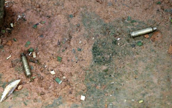 Cinco cuerpos incinerados deja masacre en Amalfi — Antioquia
