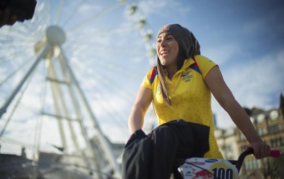 Esperanzas de medallas olímpicas para Colombia