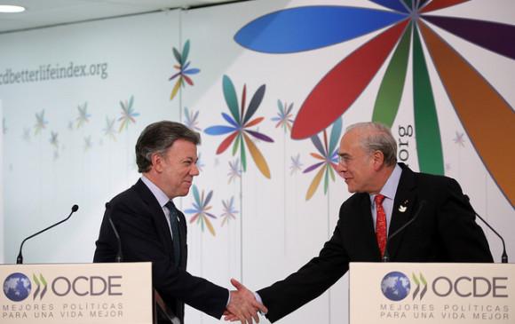 Colombia es el nuevo miembro de la OCDE