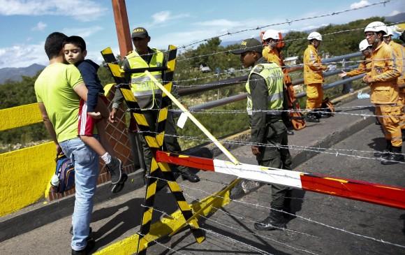 Frontera entre Colombia y Venezuela se mantendrá cerrada