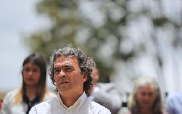 Claudia López le pidió disculpas a Sergio Fajardo