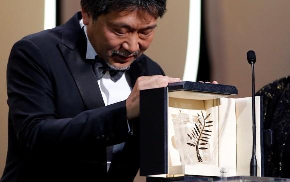 Hirokazu Kore-eda ganó la Palma de Oro de Cannes.