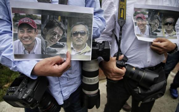 Capturan al secuestrador de periodistas ecuatorianos