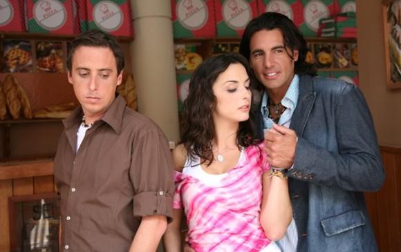 Actores de Ciudad Bendita. FOTO DE NOVELAS