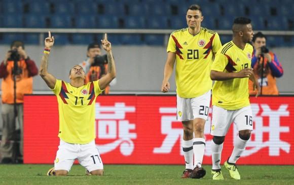 Resultado de imagen para seleccion colombia amistosos asia